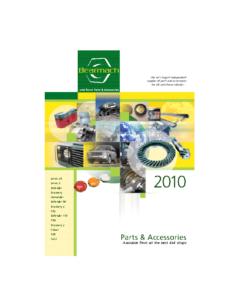 Bearmach-Catalogue-2010-Edition