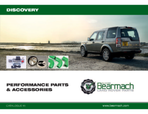 Discovery PERFORMANCE PARTS and ACCESSORIES